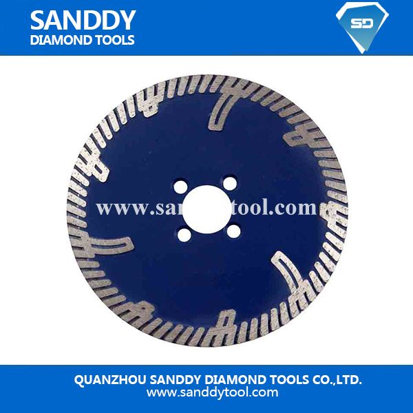 Sintered Protective Teeth Dry Cutter