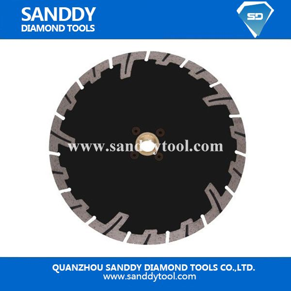 Sintered Segmented Protective Teeth Blade